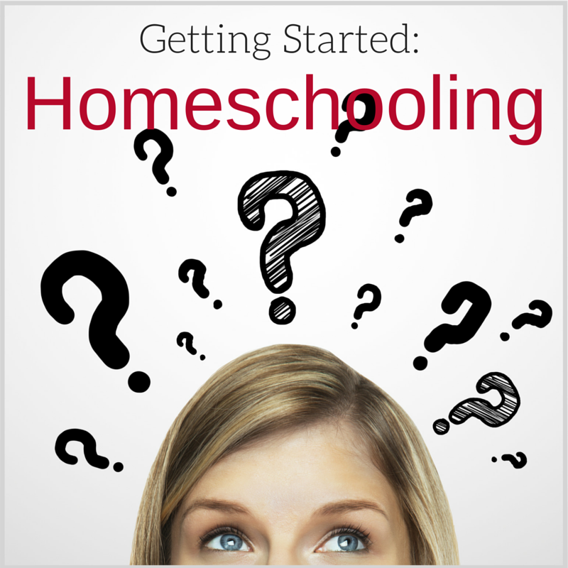 Why You can Homeschool and How to Get Started