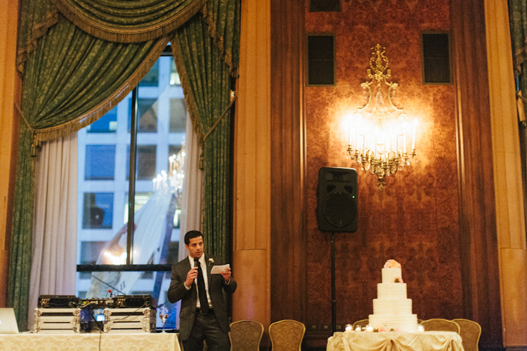 Wedding at the Intercontinental Chicago