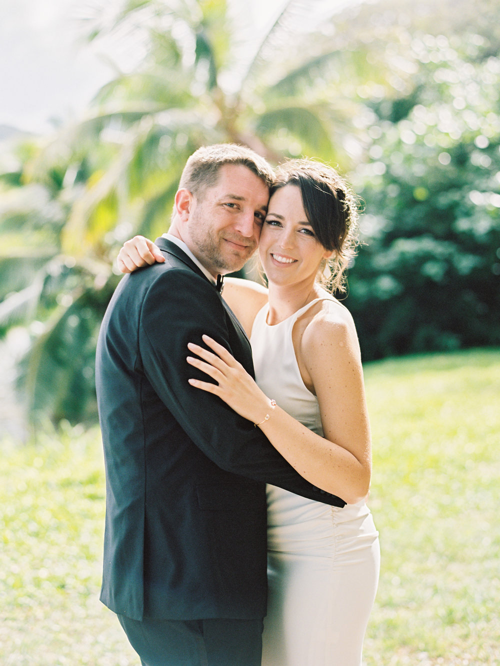 Ben & Laura - Kaneohe, Hawaii