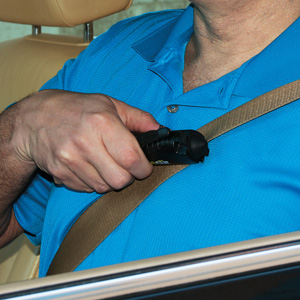 Emergency Seat belt Cutter