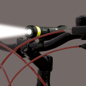 Bike Mounted LED Headlight