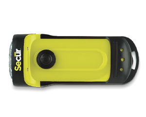 SP-1001: Waterproof Dynamo LED Flashlight