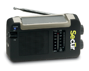 SP-2001: Hybrid Power Radio