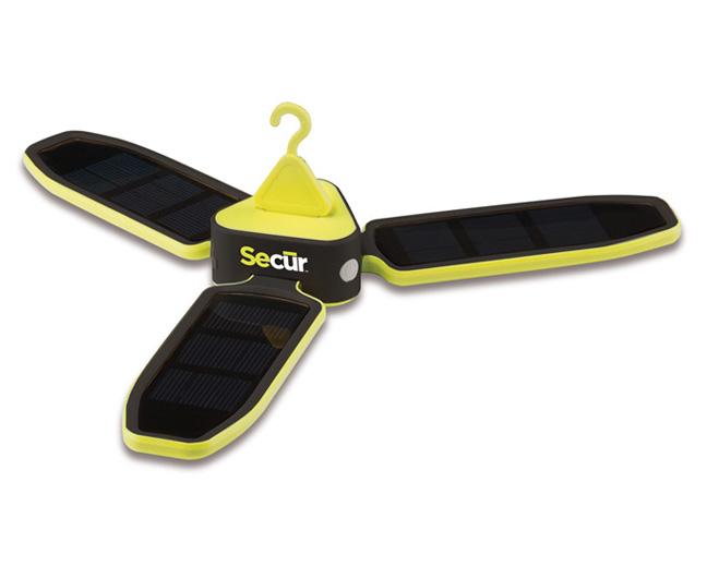 SP-1107: Folding Solar Lantern