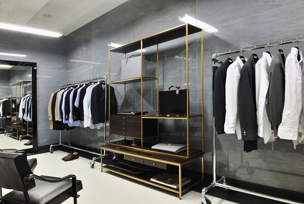Tokyo's flagship boutique