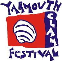 Yarmouth Clam Festival.  3rd weekend in July, every summer.