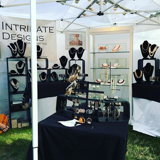 I'm late to announce it...WE'RE OPEN! See you at the @yarmouthclamfestival this weekend. Great collection of vendors at the craft show this year #yarmouth #clamfestival #clamfest #mainethewaylifeshouldbe