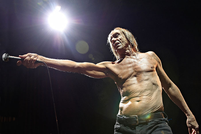 Iggy and The Stooges, Iggy Pop, Live music photographer, Phil Bourne, music photography.jpg
