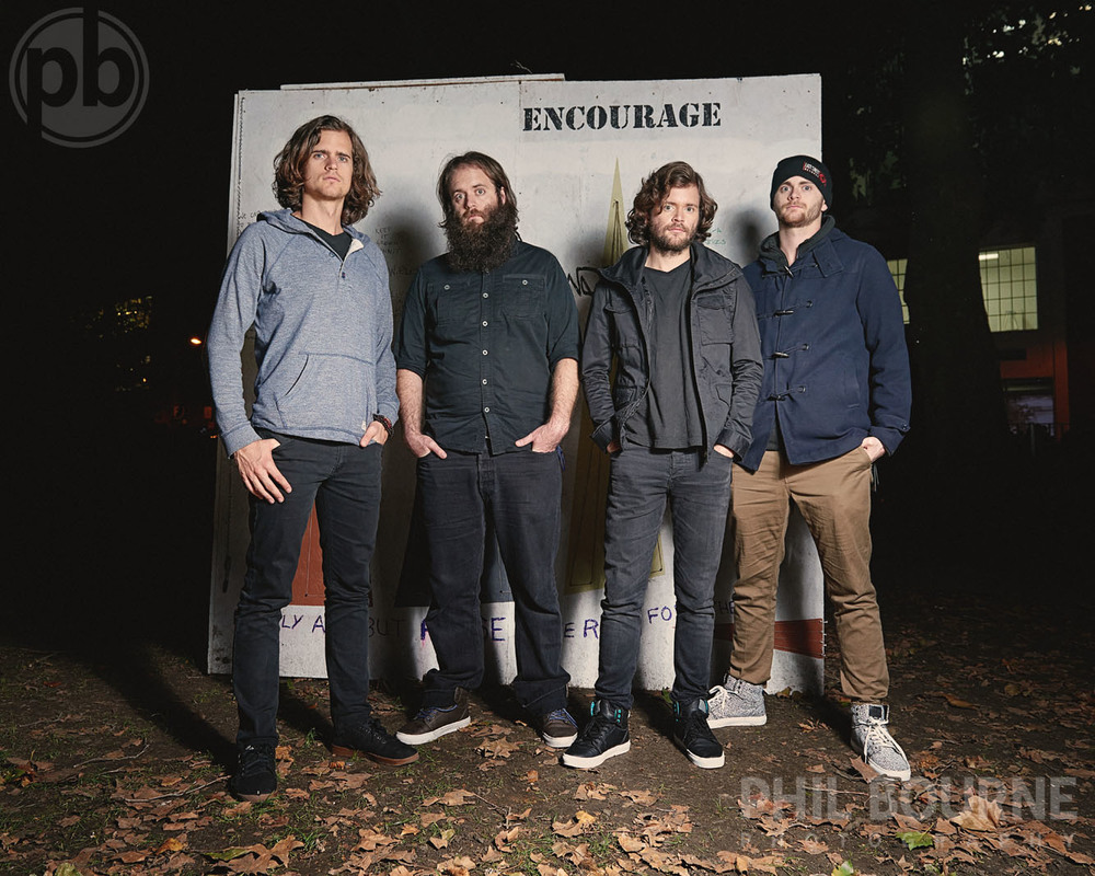 Kongos - editorial shoot