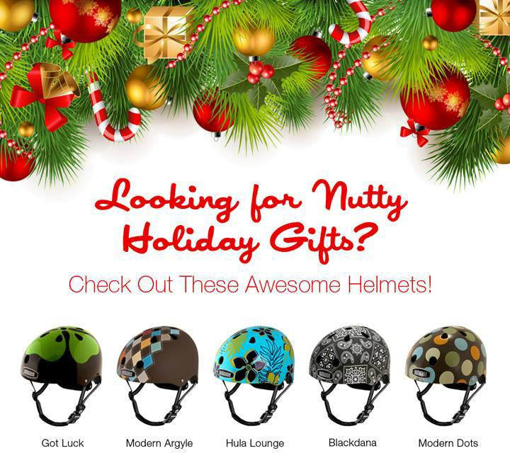 Got a Nutty family? Nutcase has a helmet for every personality in the crew! Stop by the shop and check out our large selection of helmets!