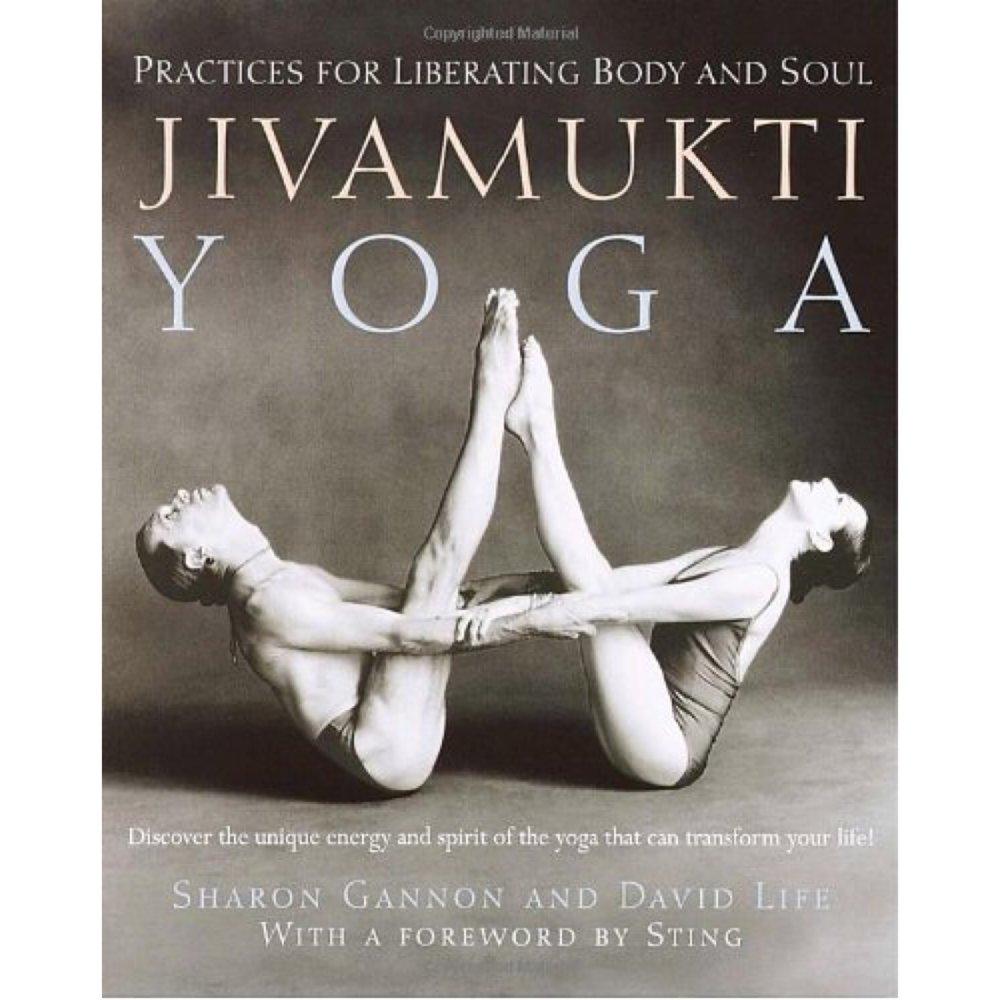 Jivamukti Yoga $26.95 + tx