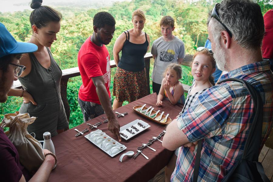 Chocolate making tour