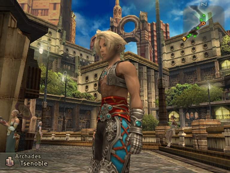 Final Fantasy XII full 3d