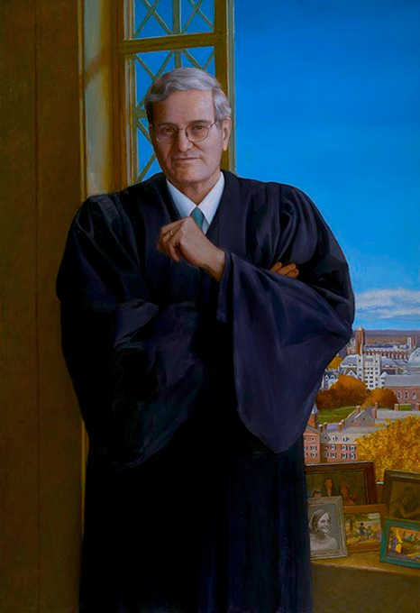 Jose A Cabranes, Judge, US Court of Appeals