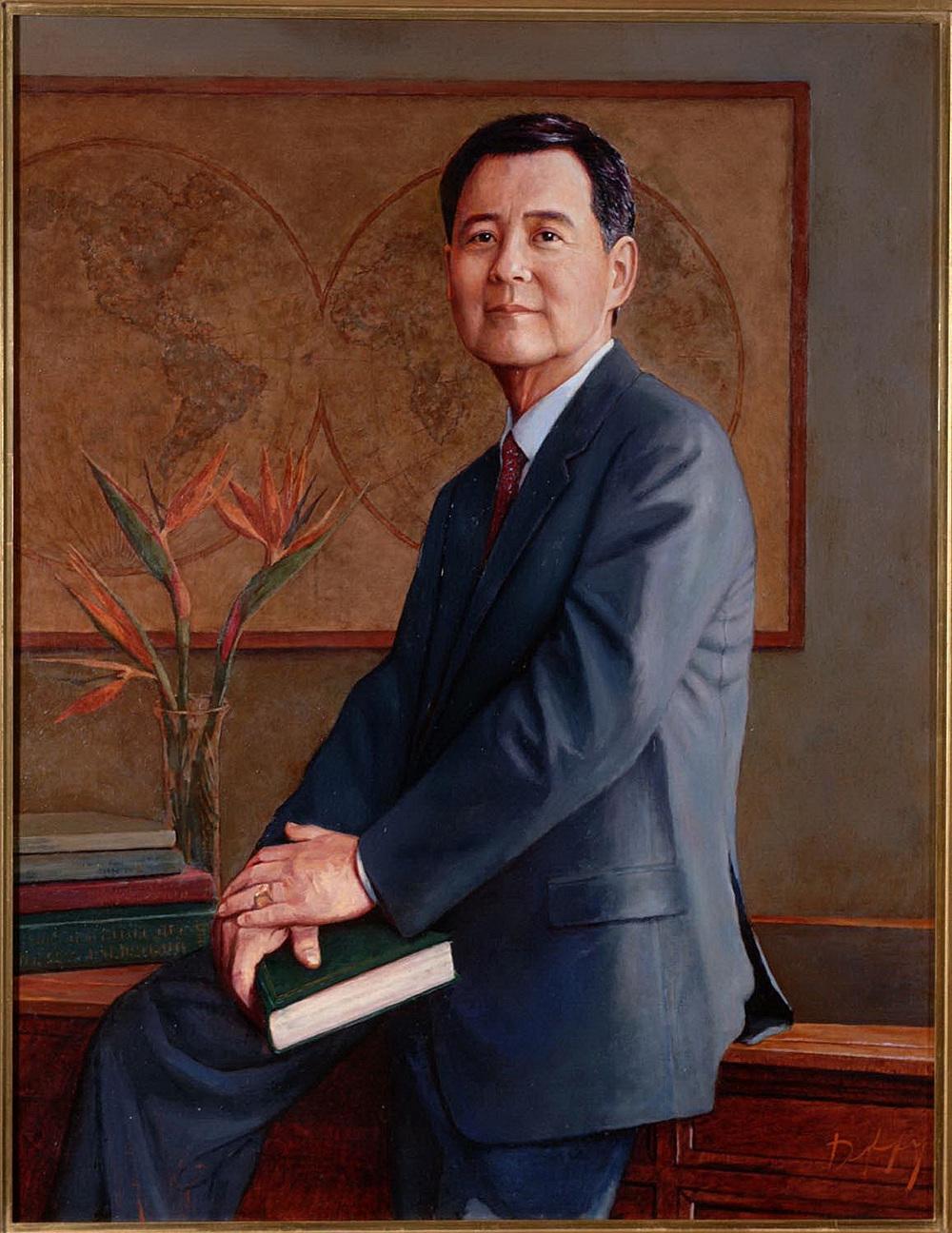 Frederick Choi, Dean, Stern