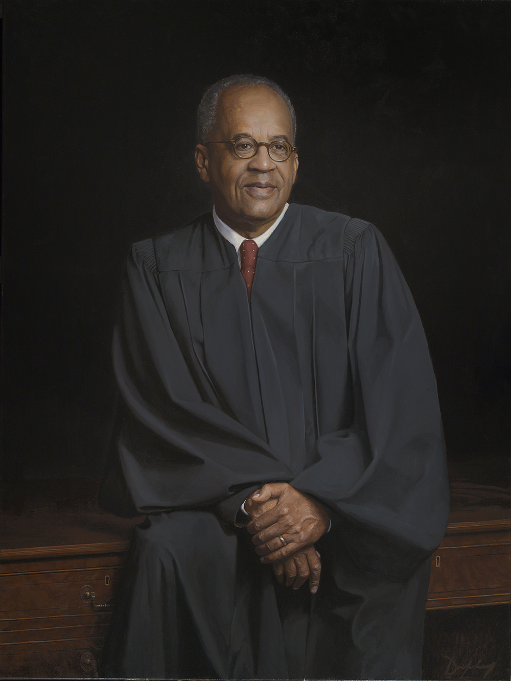 Barrington Daniel Parker Jr, Judge, United States Court of Appeals