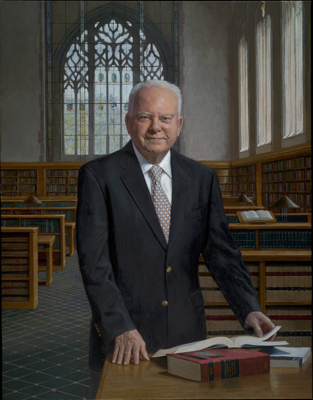 John H. Langbein, Sterling professor of Law and Legal History, Yale Law School