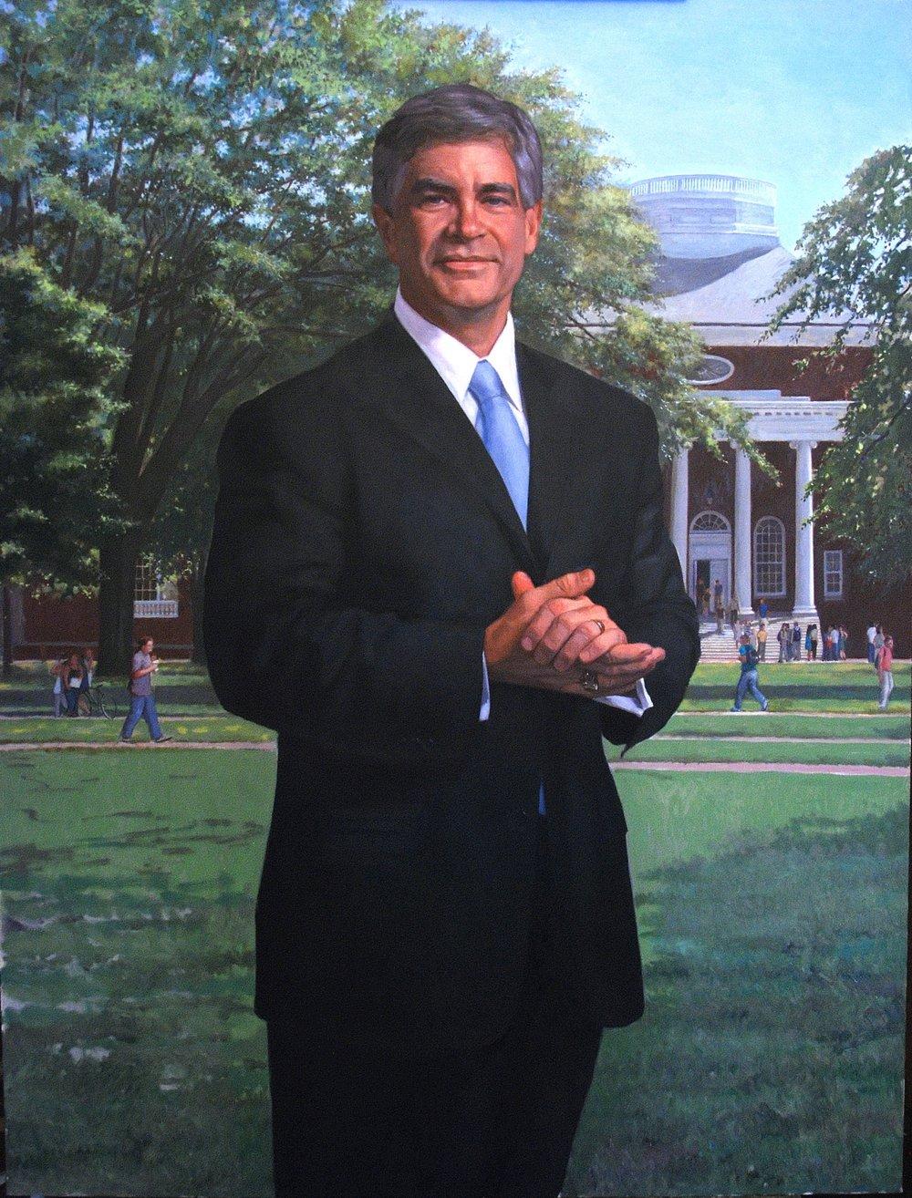 Patrick Harker, President, University of Delaware