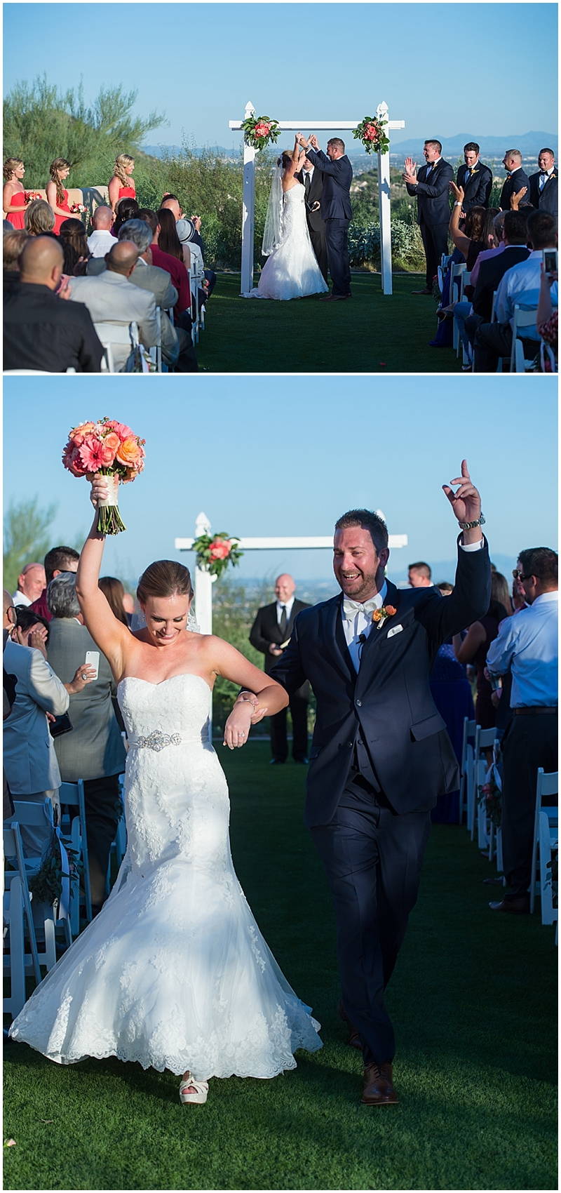 Tucson-wedding-bride-and-groom-walking-down-isle-celebration.jpg