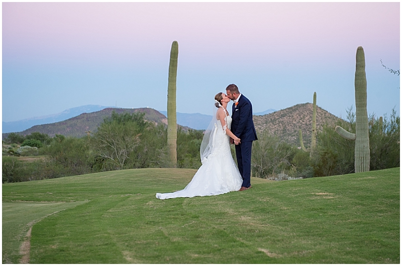 Tucson-wedding-bride-groom-kiss