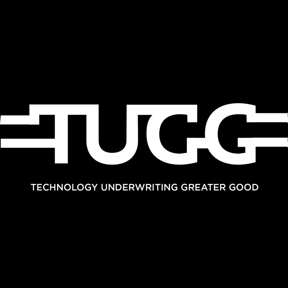 TUGG Logo Square WonB w Tag.png