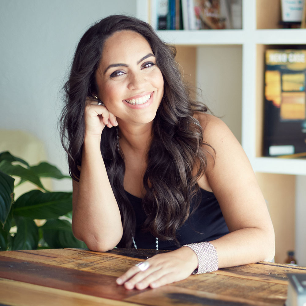 Nadia Payan - Co-Founder and Creative Director