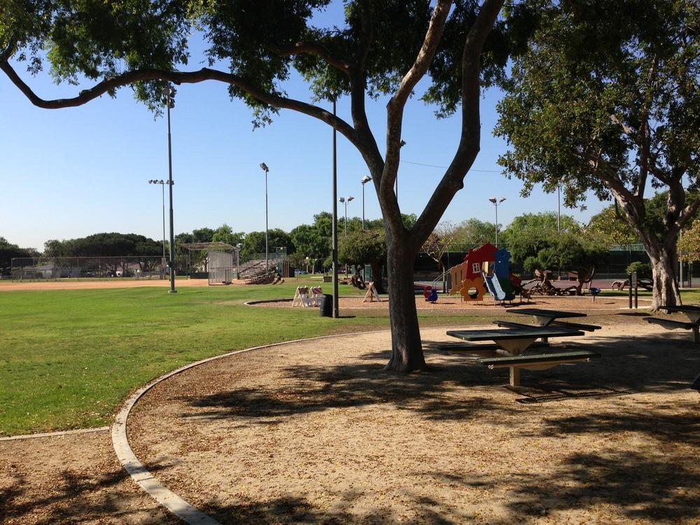 Vets Park @ Overland & Culver