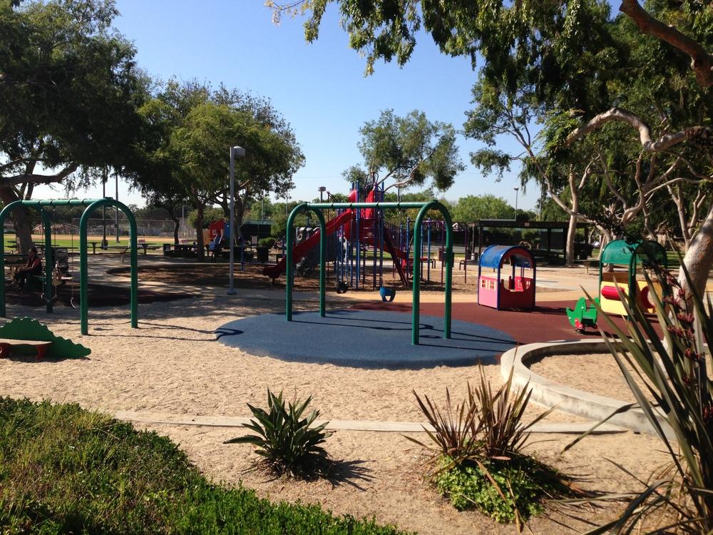 Vets Park Playground