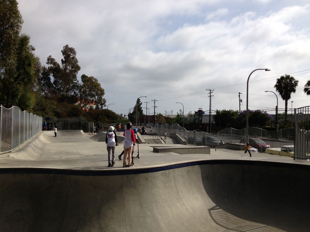 Skate Park @ Bill Botts