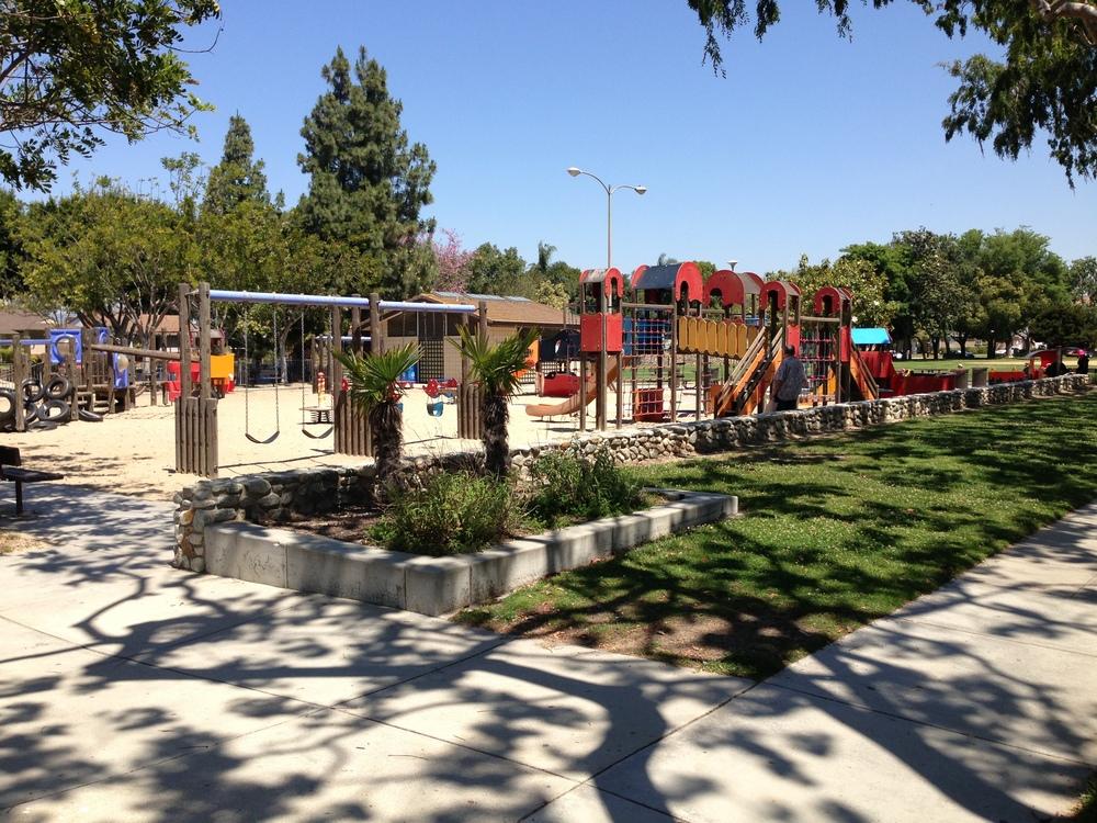 Lindberg Park Playground