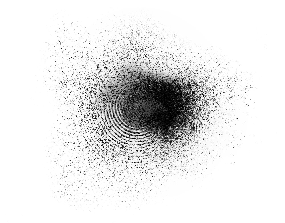 "Lithograph 14 x 14"", 2012"