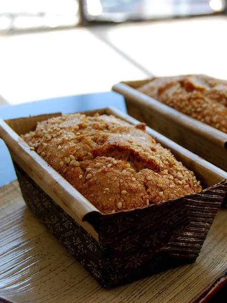 satsumaimo loaf cakes