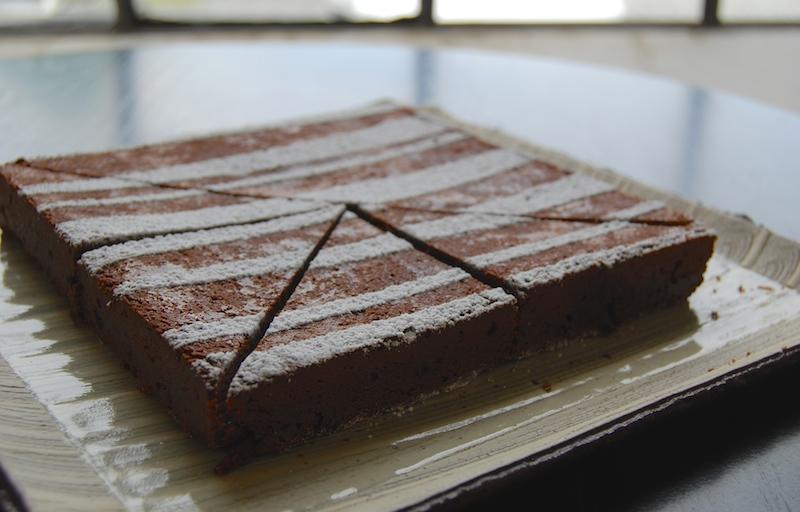 akira's chocolate cake