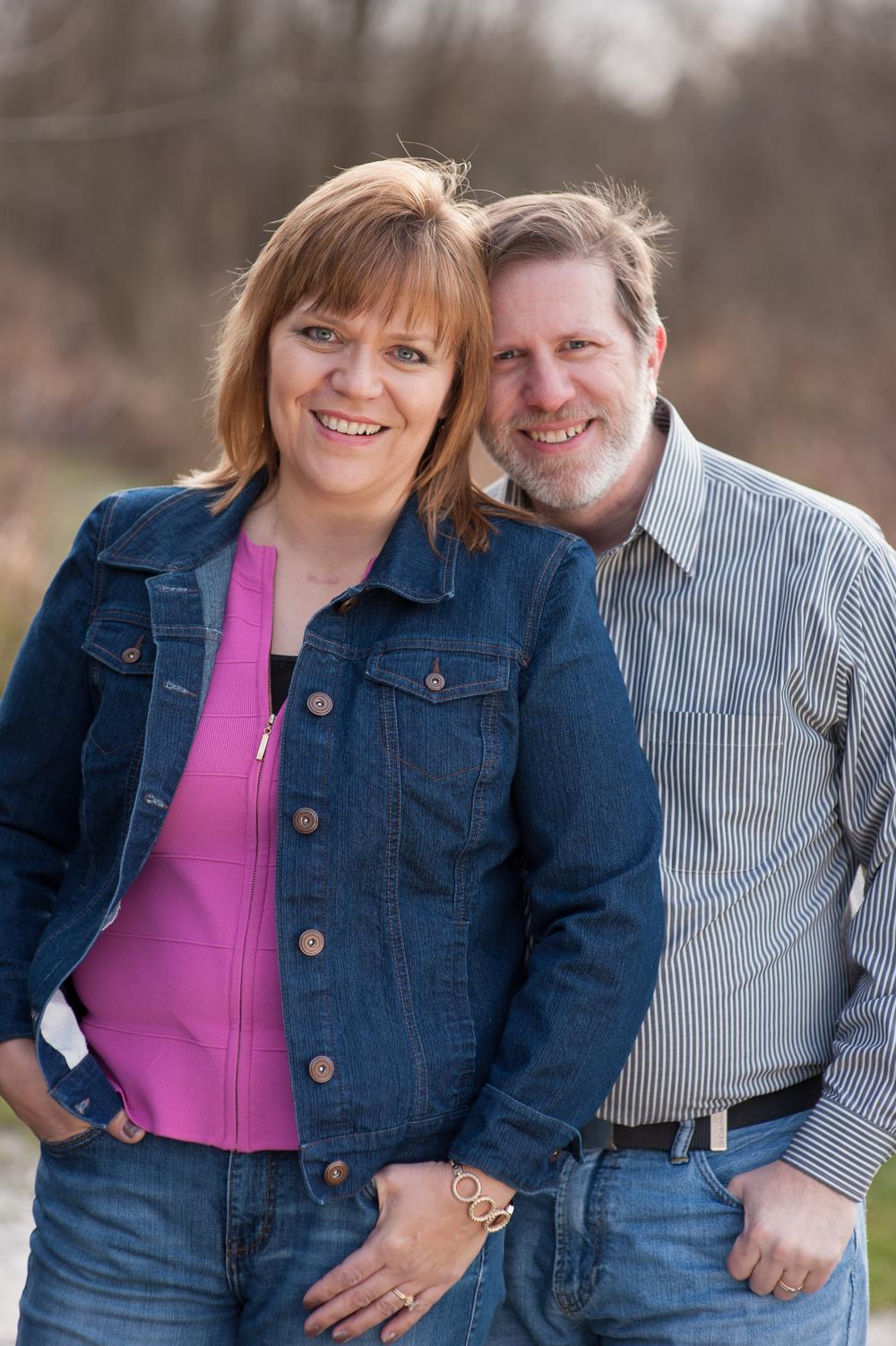Doreen & Steve