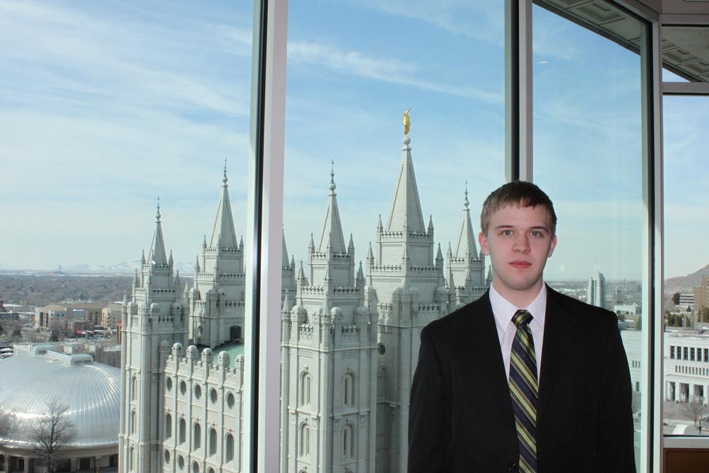 Elder Jason Blanding