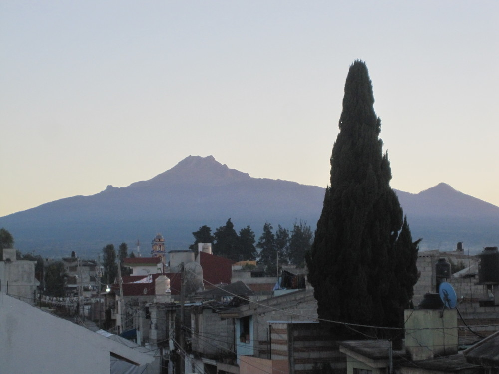 Another set of mountains from Elder Blanding's roof.
