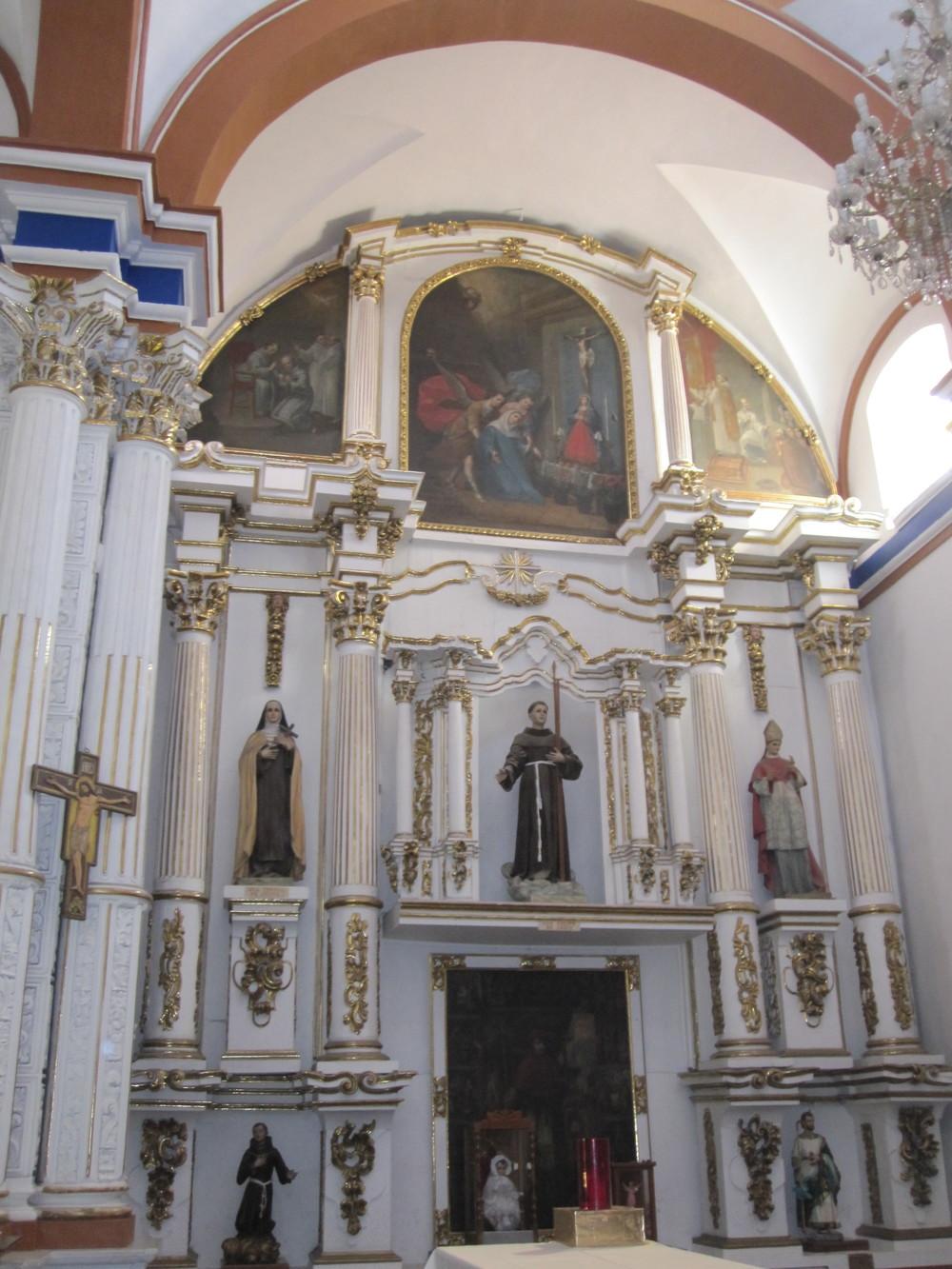 Catholic Church in Puebla