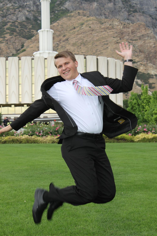 I'm a Missionary!