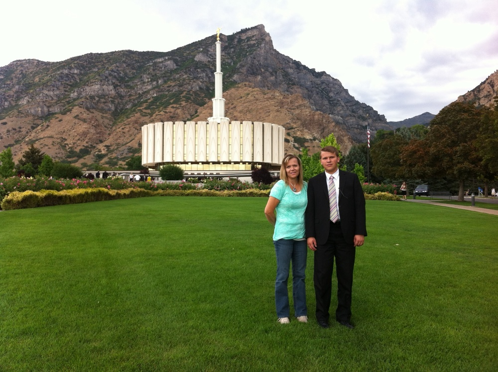Doreen & Elder Michael Blanding