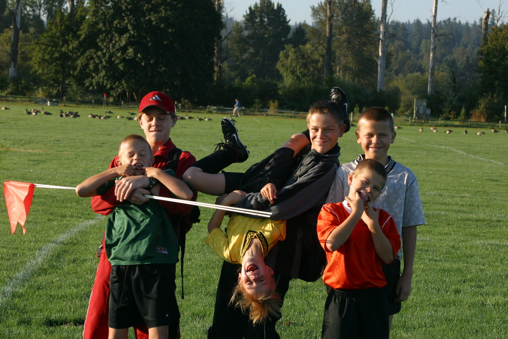 It was always a fun time at Marymoor. 2007