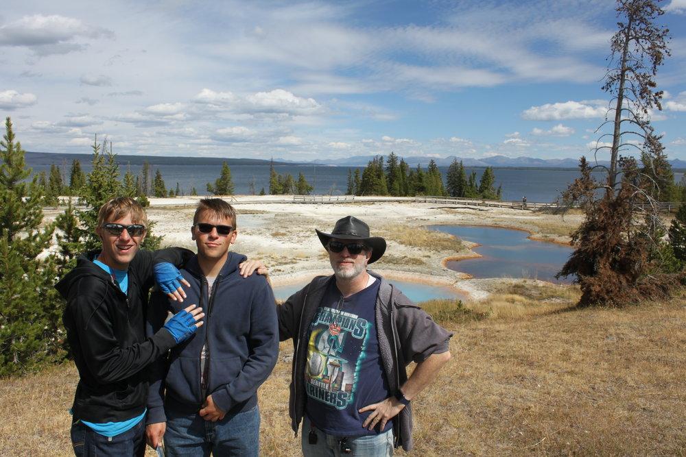 Chris, Mike & Steve