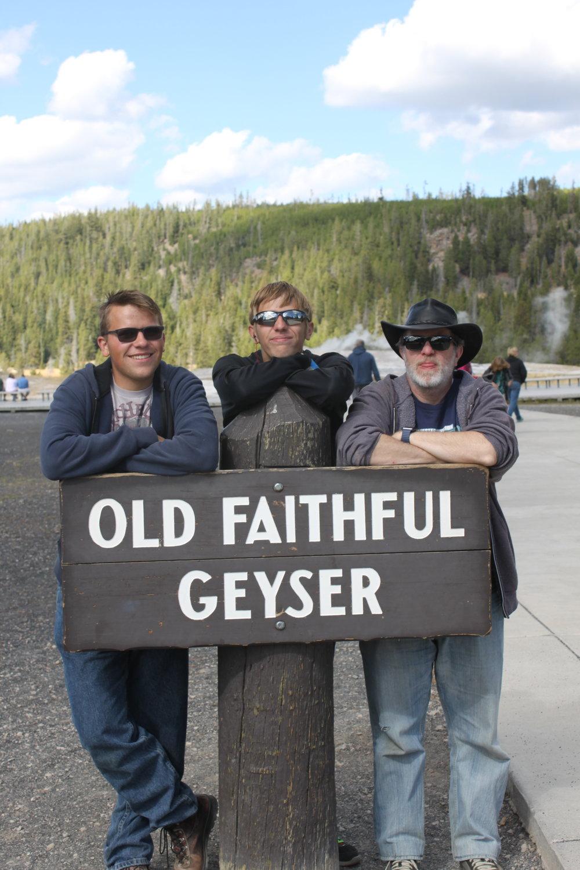 Mike, Chris & Steve