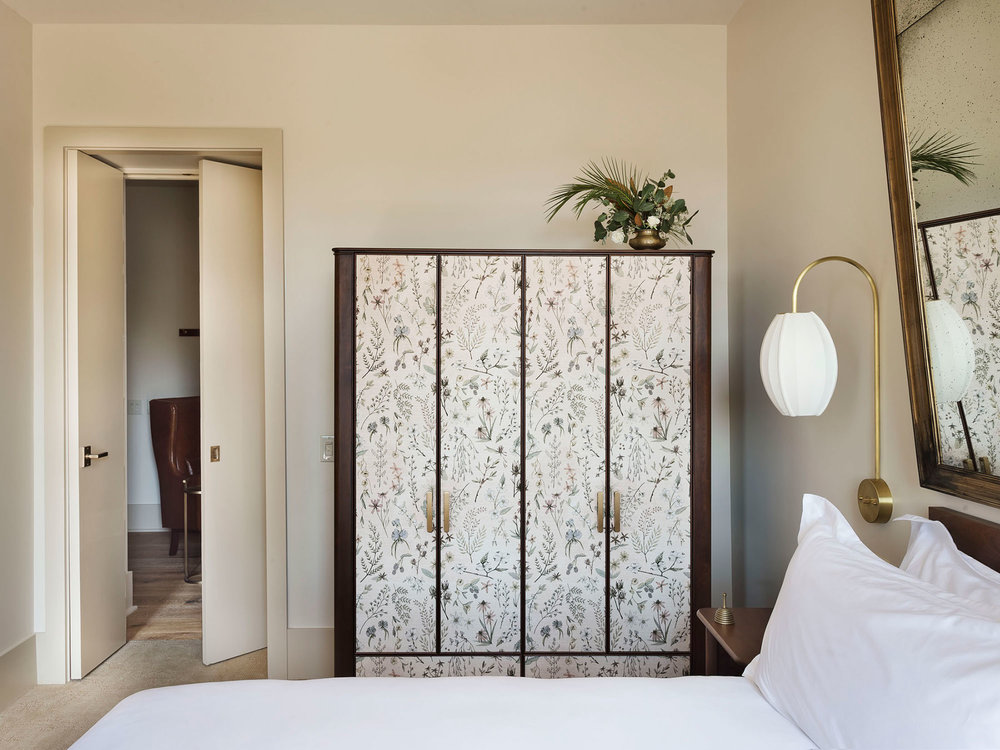 Guest Room - The Dewberry Workstead