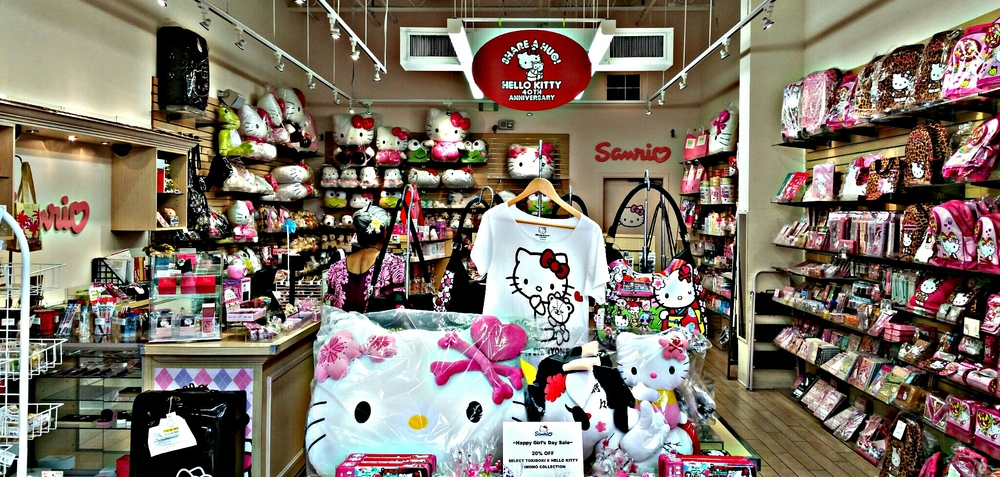 Hello Kitty EVERYTHING!!!