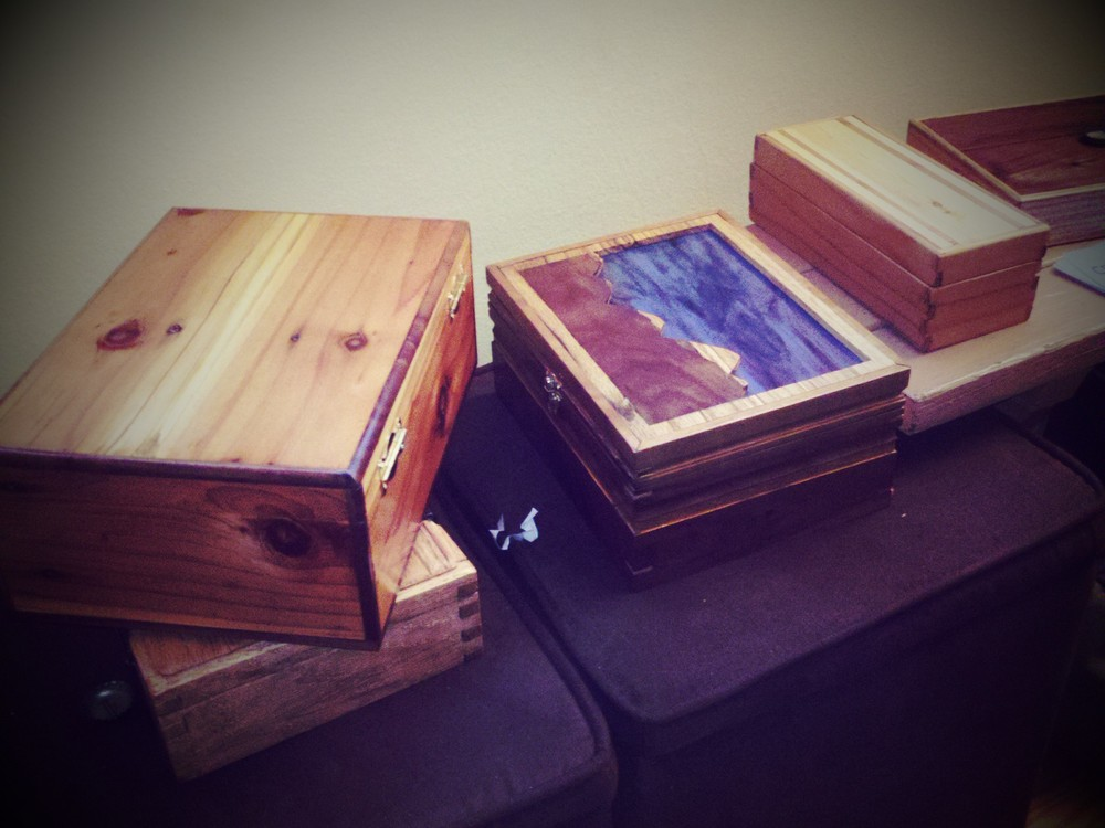 Custom Dice Boxes
