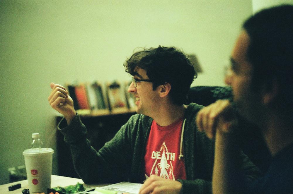 Matt Cook, Daniel Acker