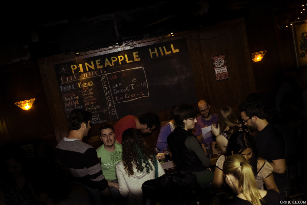 Pineapple Hill Saloon