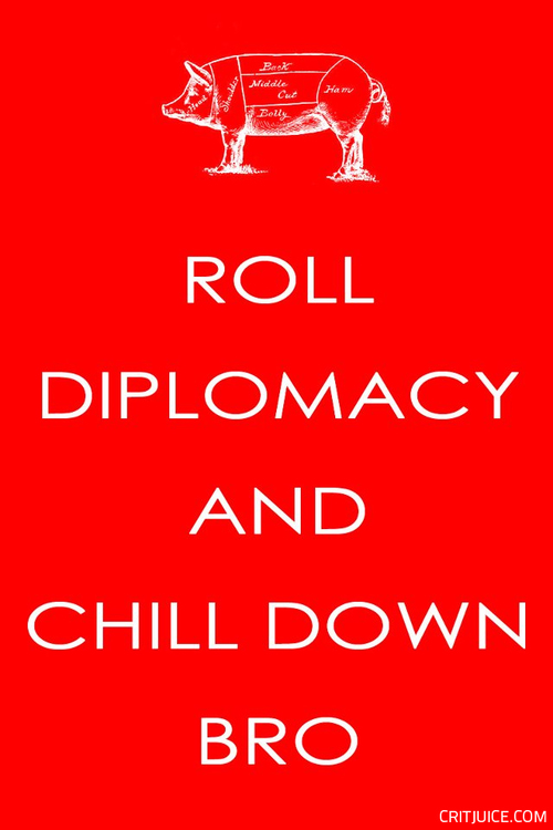 Roll Diplomacy