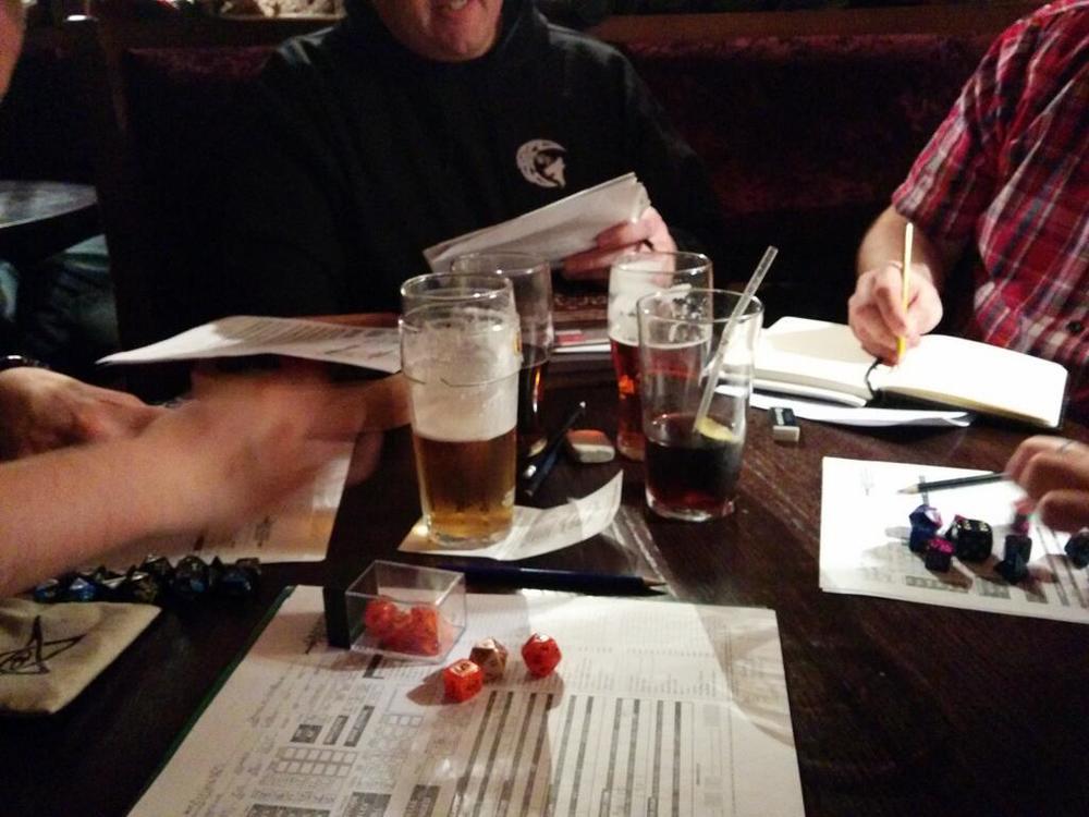 A pub game