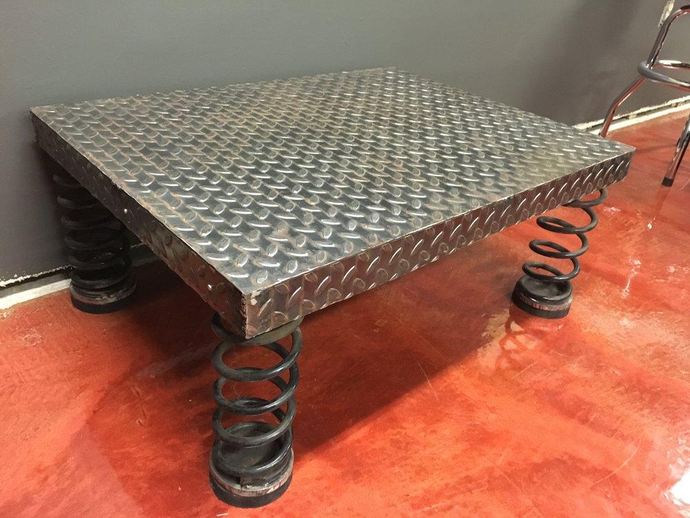 Custom Furniture.
